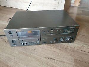 RFT SK 3930 Stereo Kassettendeck Radio Sonneberg VEB DDR