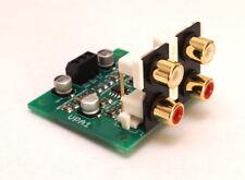 Phonovorverstärker vpa1. low cost Phono Preamplifier. phonoverstärker, cinch.