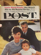 THE SATURDAY EVENING POST--APRIL  14TH, 1962 ----ISSUE