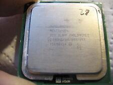 Intel Pentium 4 HT Proc. 521 2,8 GHz, 1MB Cache, 800 MHz FSB SL8PP SL8HX