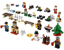 Lego 60024 City Advent Calendar 2013 100% Complete