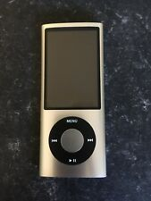 Apple iPod nano 5th Generation, Silver (8GB)