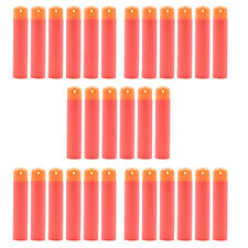 new 24pcs Refill Foam Bullet Darts Nerf N-Strike Elite Mega Centurion