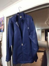 Nike Mens Lebron James Vintage L23 Track Jacket Navy XL