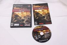 Playstation 2 PS2 - Sniper Elite - Complete CIB