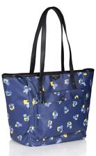 TWELVElittle Everyday Tote Plus Diaper Bag, Navy Floral Print,