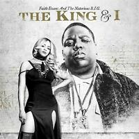 FAITH EVANS AND THE NOTORIOUS B.I.G The King & I (2017) CD album NEW/SEALED