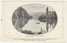 Tasmania PICTORIAL LETTER CARD-HG:A2(view 6-RIVER DERWENT, NEW NORFOLK)