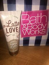 Bath & Body Works Marshmallow Pumpkin Latte Body Cream With Pure Honey 8oz/226g