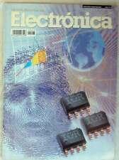 REVISTA ESPAÑOLA DE ELECTRÓNICA - Nº 523 JUNIO 1998 - 98 PÁGINAS - VER SUMARIO