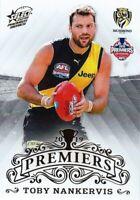 ✺Mint✺ 2019 RICHMOND TIGERS AFL Premiers Card TOBY NANKERVIS - 18 of 25