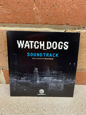Official Watch Dogs Original soundtrack of the game CD NEW