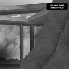 Frankie Rose - Herein Wild - CD Digipak (2013) - Brand NEW and SEALED