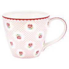 GreenGate DK Ditsy Floral Mug in Tammie Pale Pink