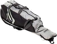 "Franklin Sports Tee Ball Jr. Equipment Bag Black Gray 34""H x 9""D x 6""W"