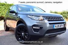 Discovery Sport Four Wheel Drive 10,000 to 24,999 miles Vehicle Mileage Cars