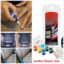 Car Seat Sofa Coats Holes Scratch Restore Restoration Tools Leather Repair Tools