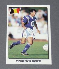 87 ENZO SCIFO ANDERLECHT BELGIQUE BELGIË PANINI SUPER FOOTBALL 99 1998-1999