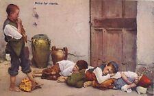 NAPOLI - COSTUMI NAPOLETANI - Ed.Guggenheim - Dolce Far Niente
