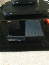 Microsoft Xbox One 500GB Console - Black,  with original box and wires