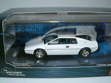 1/43 MINICHAMPS 007 JAMES BOND LOTUS ESPRIT `THE SPY WHO LOVED ME` LTD ED