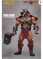 Mortal Kombat Storm Collectibles Shao Khan Figure Pre Order US Seller