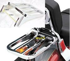 NEW Luggage Rack FOR Harley Softail Sport SISSY BAR FLSTF FLST FLSTC FLSTSC USA