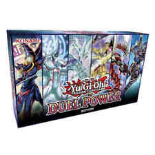 YUGIOH TCG DUEL POWER BOOSTER SET FACTORY SEALED DISPLAY BOX (6 BOOSTER PACKS)