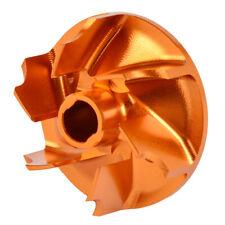Billet Aluminum Water Pump Impeller For KTM 125 150 250 300 350 SXF SX XC XCW