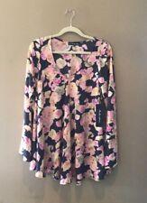 NWT For love and lemons Long sleeve mini dress size S