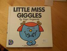 #07 Giggles - Little Miss Books - Roger Hargreaves 4494