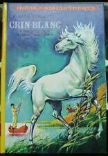 Idéal-Bibliothèque - René Guillot - Crin-Blanc - Hachette 1971