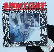 """Vinyle 33T Jimmy Cliff  """"Give the people what they want"""""""