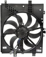 Engine Cooling Fan Assembly Dorman 620-467