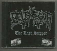Belphegor - The last supper - CD Last Episode 1999  (good condition)