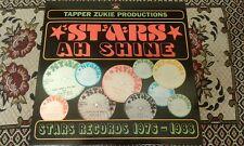 Stars Ah Shine, Stars Records 1976-1988 , New LP Kingston Sounds KSLP061