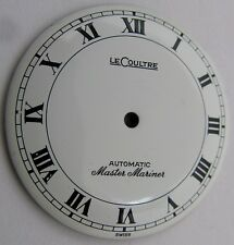 LeCoultre Automatic Master Mariner round Dial (28.9 mm) watch for parts