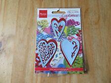 Marianne Design Creatables Cutting Dies Hearts LR0159