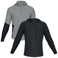 Under Armour Vanish Hybrid Jacket Herren Sport Freizeit Jacke Running 1320679