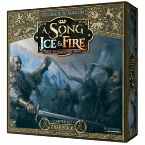A Song of Ice and Fire TMG Free Folk Set