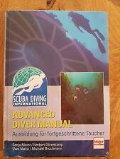 SDI Advanced Diver  Lehrbuch