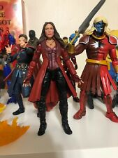 Marvel Legends Scarlet Witch Abomination BAF Wave Loose