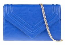 Quilted with Magnetic Snap Clutch Handbags