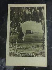 1943 Riga Latvia Germany Picture Postcard Cover Winter Scene