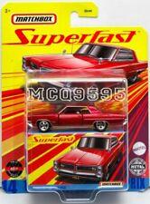 Matchbox 2020 Super Fast 1964 Pontiac Grand Prix #14