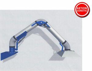 Selbsttragender Gelenk-Absaugarm ABSAtec WA 160/4000 (ungebraucht)