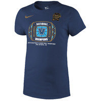 Villanova Wildcats Nike 2018 NCAA Men's National Champions Navy T-Shirt Tee NWT