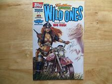 1994 CADILLACS & DINOSAURS WILD ONES #1 BIG RED SIGNED JOSEPH LINSNER COVER, POA