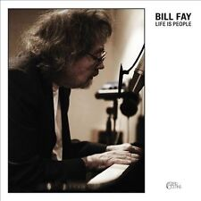 Bill Fay Life Is People w/download vinyl LP NEW sealed