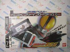 Masked Kamen Rider Faiz 555 SB-555P DX Faiz Driver Belt Bandai Japan USED